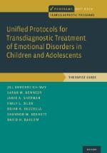 Unified Protocols for Transdiagnostic treatment of Emotional Disorders in Children and Adolescents